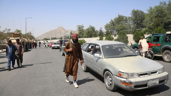 Situation en Afghanistan après le retour des talibans* au pouvoir, août 2021 - Sputnik France