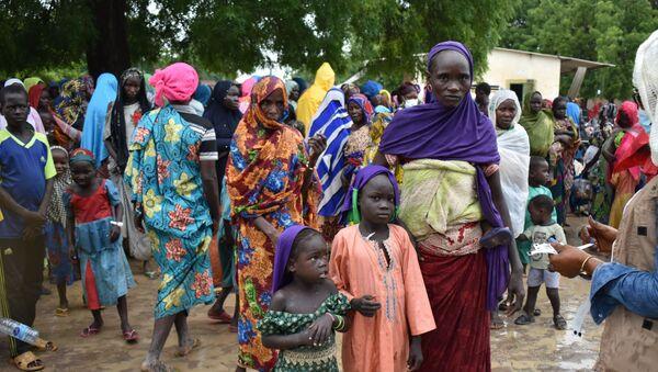 Réfugiés au Tchad - Sputnik France