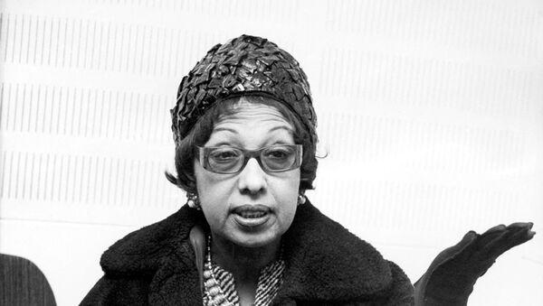 Josephine Baker en 1961 - Sputnik France