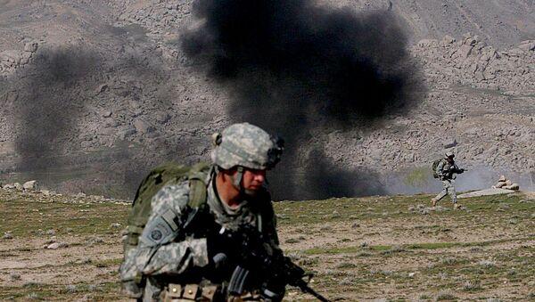 Soldats américains en Afghanistan - Sputnik France