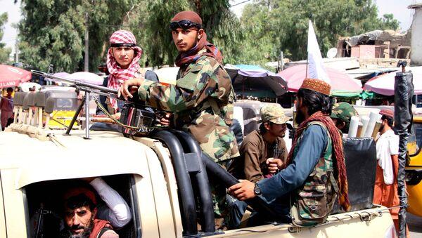 Les talibans (organisation terroriste interdite en Russie) ont pris le contrôle de la ville de Mehtarlam. - Sputnik France