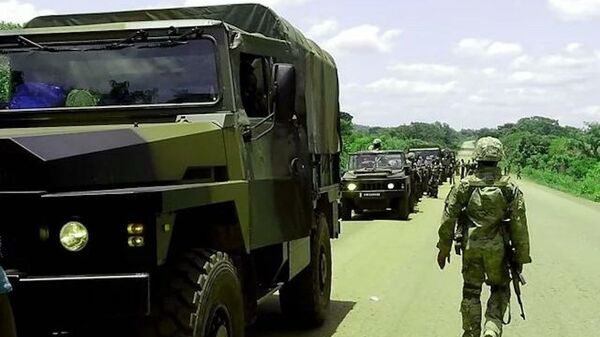 Tengrela (Côte d'Ivoire) sous la menace d'une attaque terroriste - Sputnik France