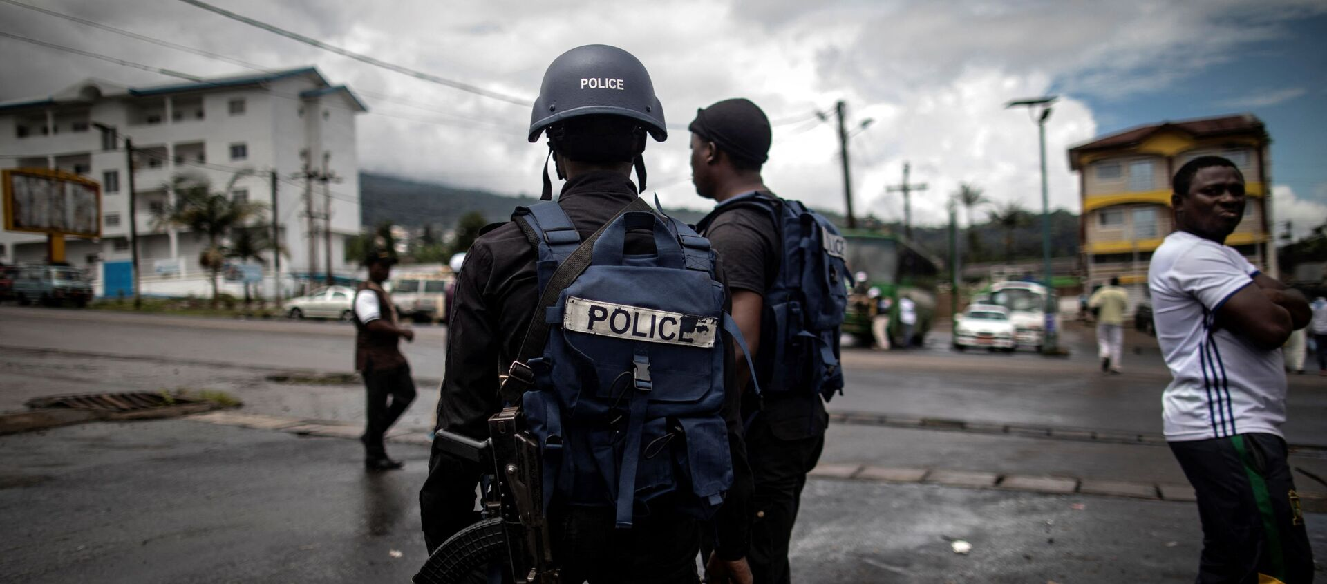 Les forces de police camerounaises - Sputnik France, 1920, 24.08.2021