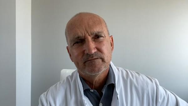 Le docteur Jérôme Marty - Sputnik France