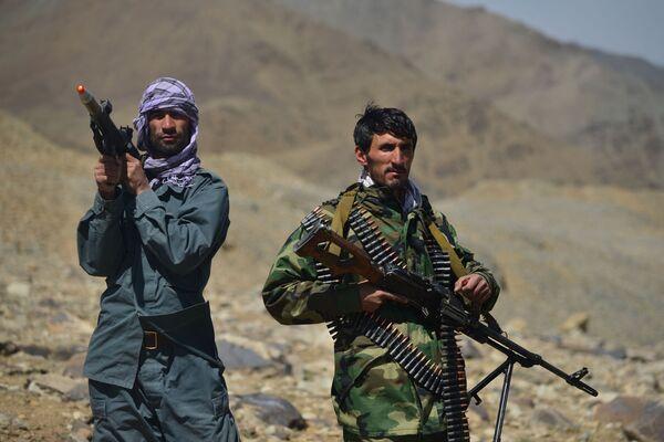 Jeudi, on a appris que des équipes de résistance de la province de Baghlan sont allées rejoindre les forces antitalibans dans le Panchir. - Sputnik France