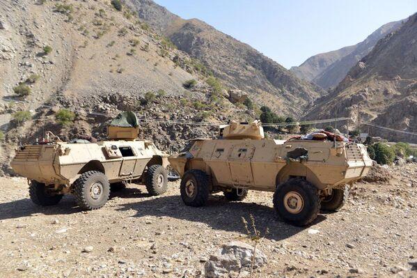 La résistance du Panchir se compose d'anciens membres de l'Alliance du Nord et d'autres opposants au mouvement taliban*. Elle est active dans les territoires de la province du Panchir, toujours sous le contrôle de la République islamique d'Afghanistan. Depuis la chute de Kaboul, c'est la principale force organisée contre les talibans* dans le pays. - Sputnik France