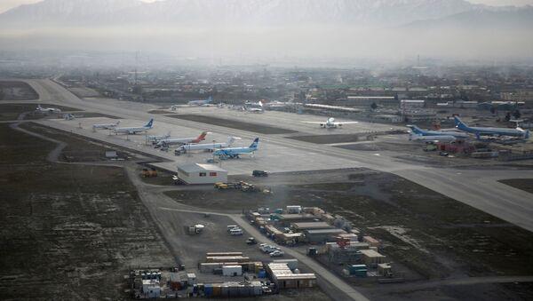 L'aéroport international Hamid-Karzaï de Kaboul (archive photo)  - Sputnik France