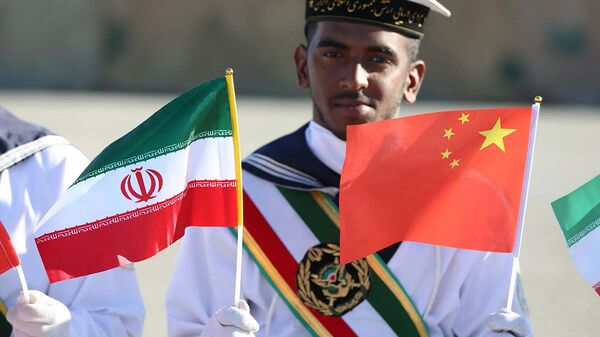 Exercice militaire Chine Iran Russie - Sputnik France
