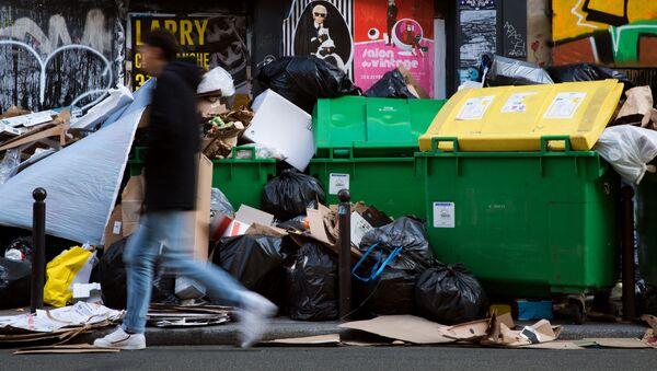 Des ordures (image d'illustration) - Sputnik France