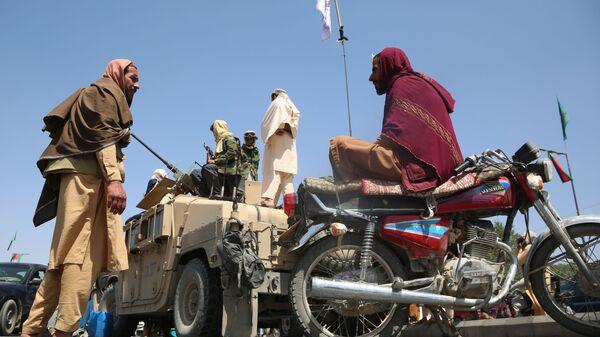 Situation en Afghanistan après le retour des talibans au pouvoir, août 2021 - Sputnik France