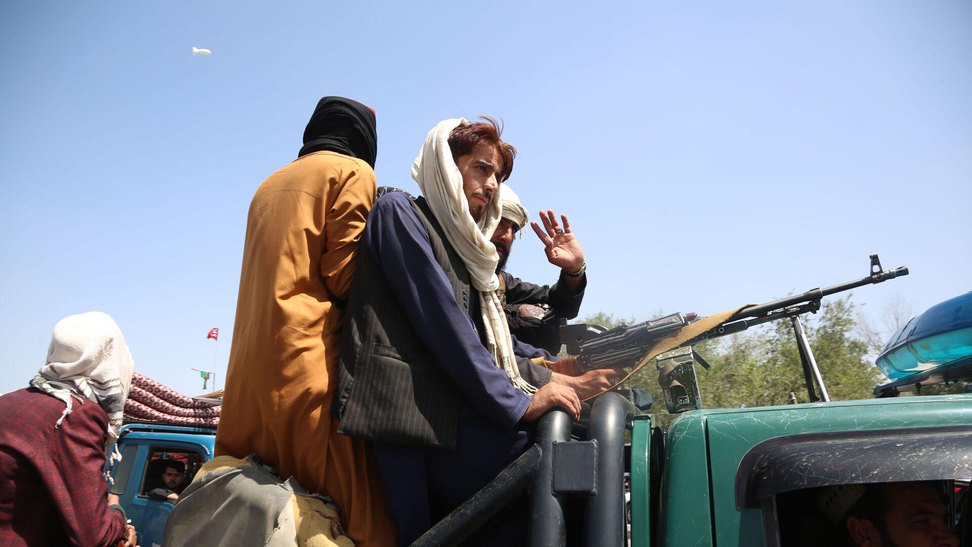 Situation en Afghanistan après le retour des talibans* au pouvoir, août 2021 - Sputnik France, 1920, 22.09.2021