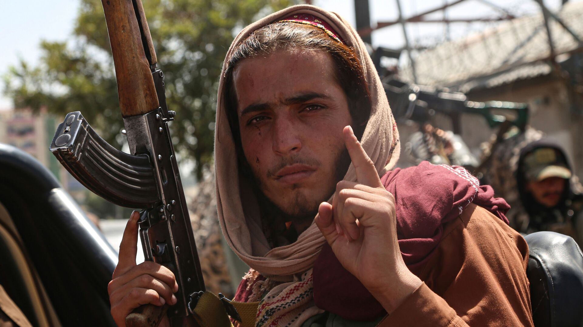 Situation en Afghanistan après le retour des talibans* au pouvoir, août 2021  - Sputnik France, 1920, 08.09.2021