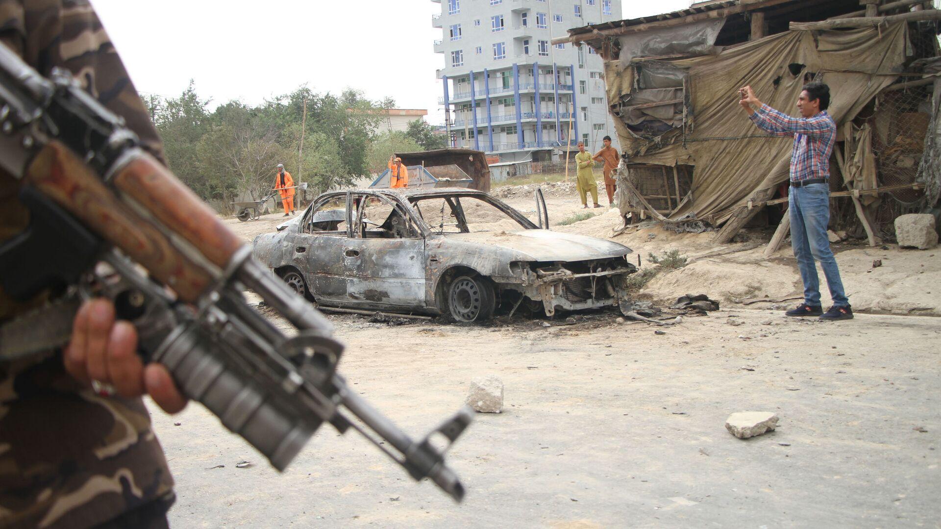 Situation en Afghanistan après le retour des talibans* au pouvoir, août 2021 - Sputnik France, 1920, 02.09.2021