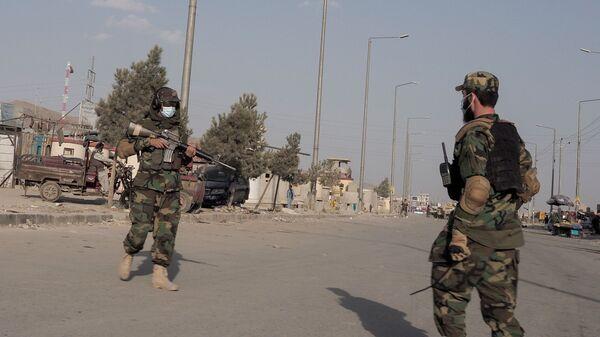 Combattants des forces spéciales des talibans*, Afghanistan, août 2021 - Sputnik France