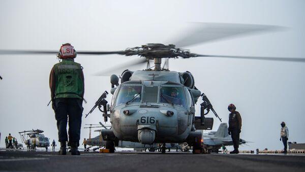 Un hélicoptère MH-60S - Sputnik France