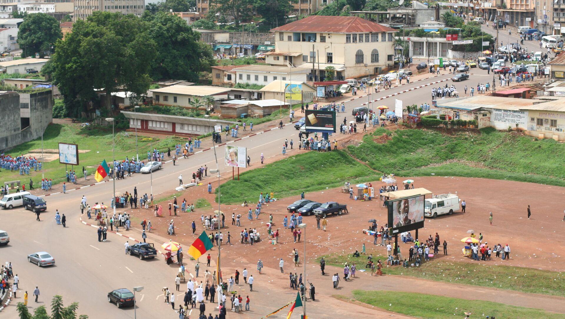Yaoundé  - Sputnik France, 1920, 01.09.2021