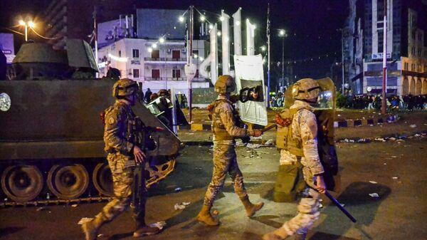 armée libanaise Tripoli - Sputnik France