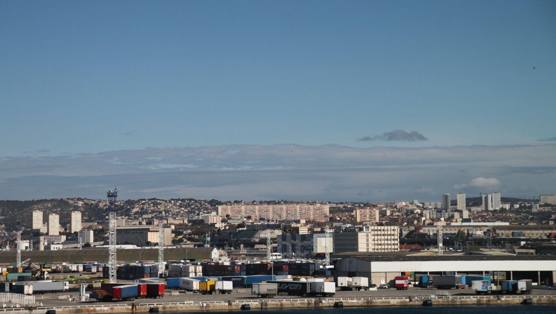Marseille, panorama des quartiers nord - Sputnik France, 1920, 17.09.2021