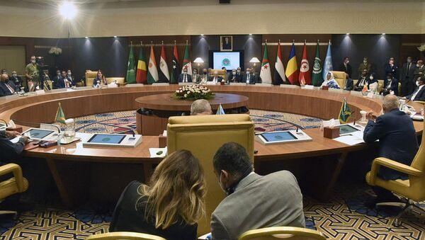 La capitale algérienne a accueilli, les 30 et 31 août 2021, une réunion des pays voisins de la Libye - Sputnik France