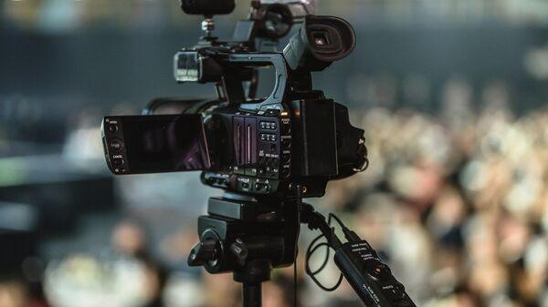 Une caméra, image d'illustration - Sputnik France
