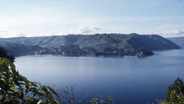Lac Toba en Indonésie - Sputnik France