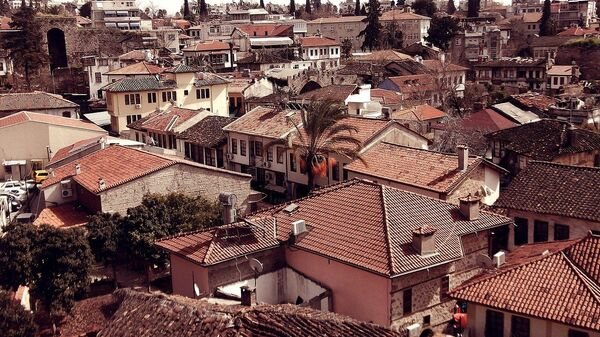 La ville d'Antalya - Sputnik France