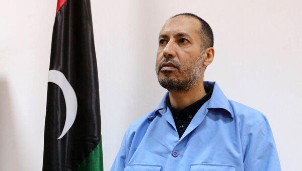 Saadi Kadhafi - Sputnik France