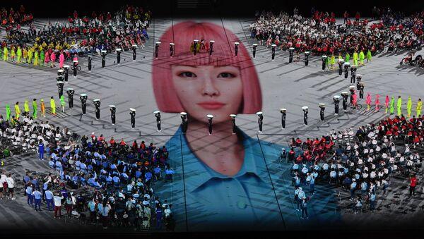 Cérémonie de clôture des XVIes Jeux paralympiques d'été à Tokyo   - Sputnik France