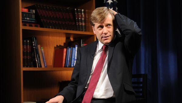 Michael McFaul - Sputnik France