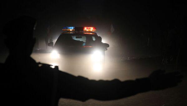 Une voiture de police à Ouagadougou, image d'illustration - Sputnik France