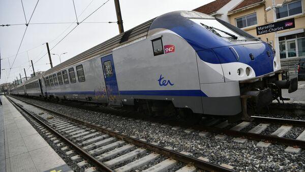 Un TER à la gare Saint-Charles, à Marseille, le 3 avril 2018 - Sputnik France