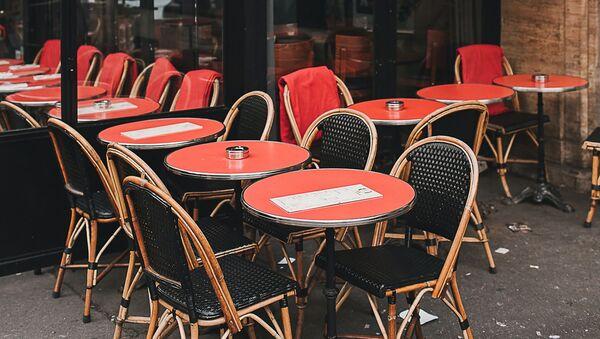 Café vide, Paris, France - Sputnik France