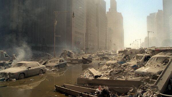 Les attentats du 11-Septembre (photo d'archives) - Sputnik France