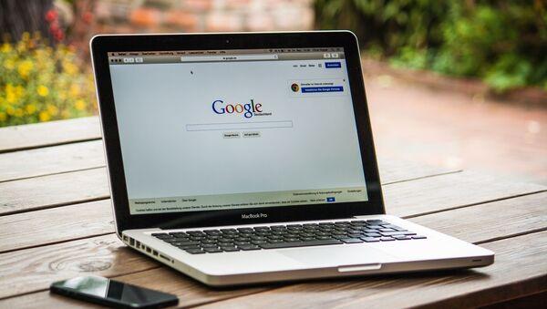 Moteur de recherche Google - Sputnik France