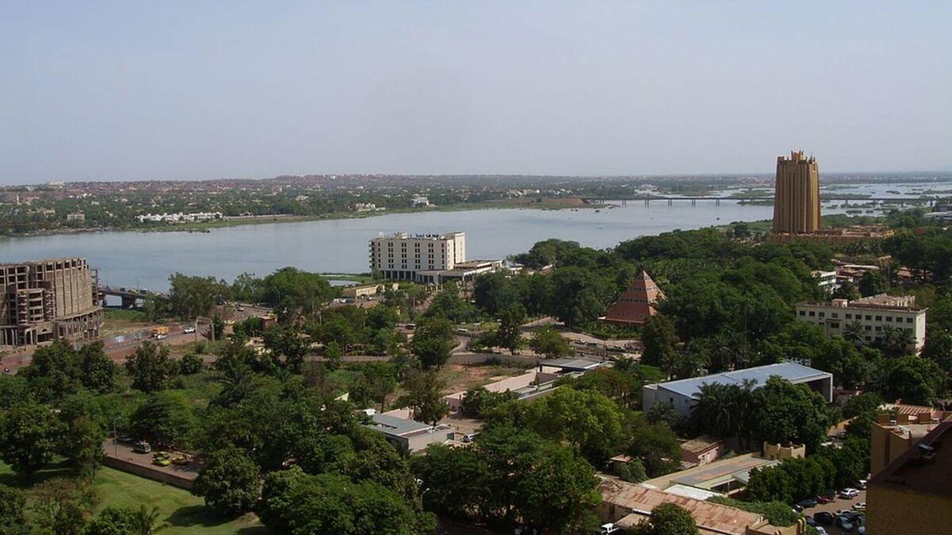 Bamako sur les rives du fleuve Niger - Sputnik France, 1920, 11.09.2021