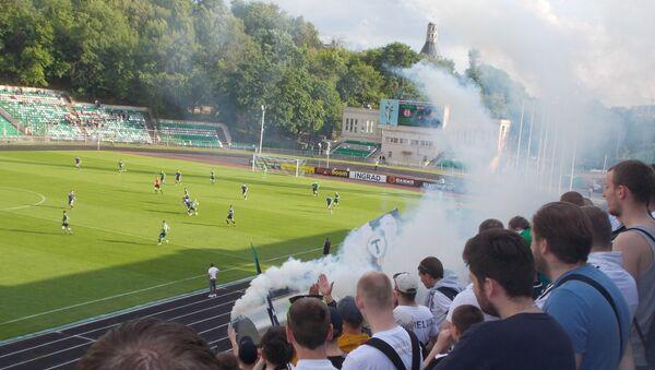 un match de football - Sputnik France