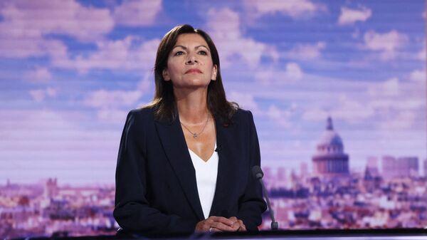Anne Hidalgo - Sputnik France