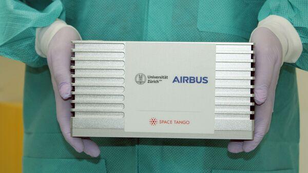 Recréer des organes dans l'espace? Airbus et l'université de Zurich relèvent le défi - Sputnik France