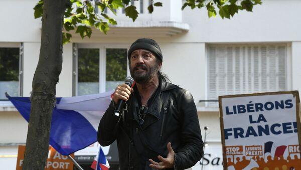 Francis Lalanne - Sputnik France