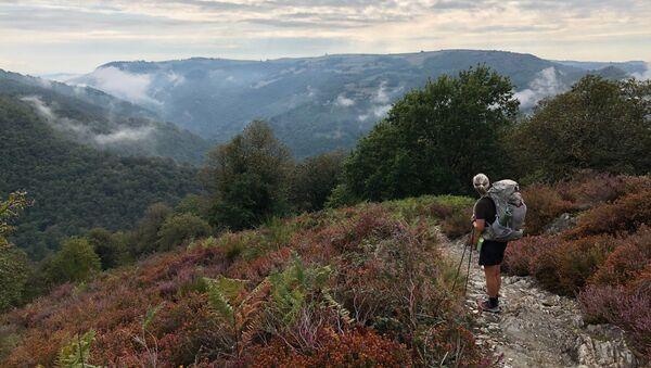 La randonnée en Aveyron.  - Sputnik France