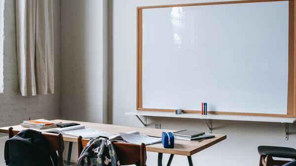 En classe, image d'illustration - Sputnik France