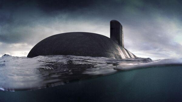 Sous-marin Shortfin Barracuda (AFP PHOTO / DCNS) - Sputnik France