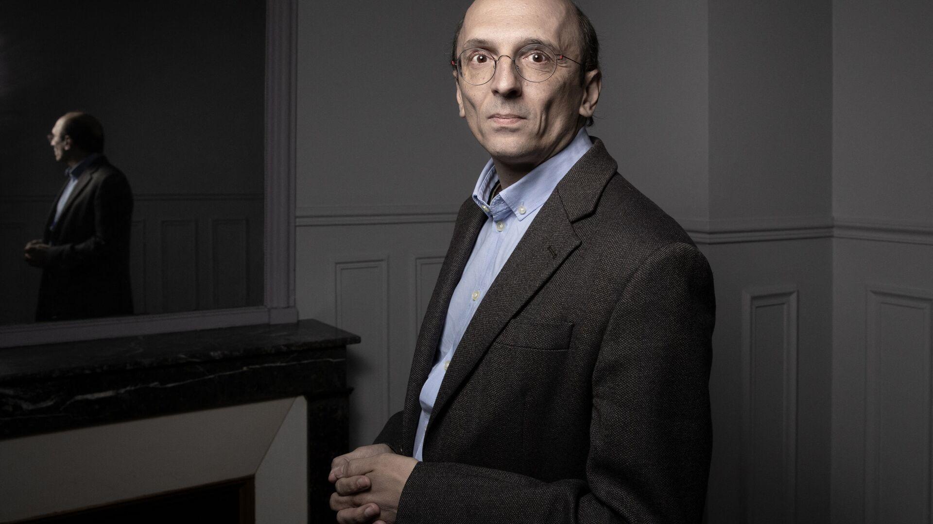L'avocat en droit de la santé publique Fabrice Di Vizio, mai 2020 - Sputnik France, 1920, 17.09.2021