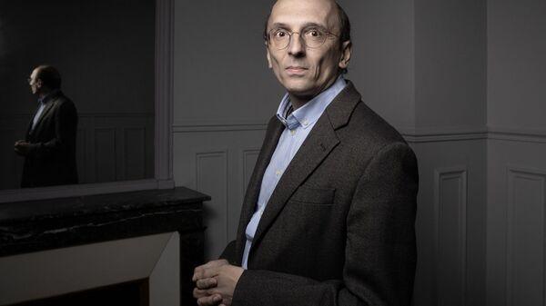 L'avocat en droit de la santé publique Fabrice Di Vizio, mai 2020 - Sputnik France