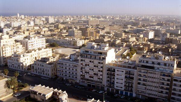 Ville de Benghazi - Sputnik France