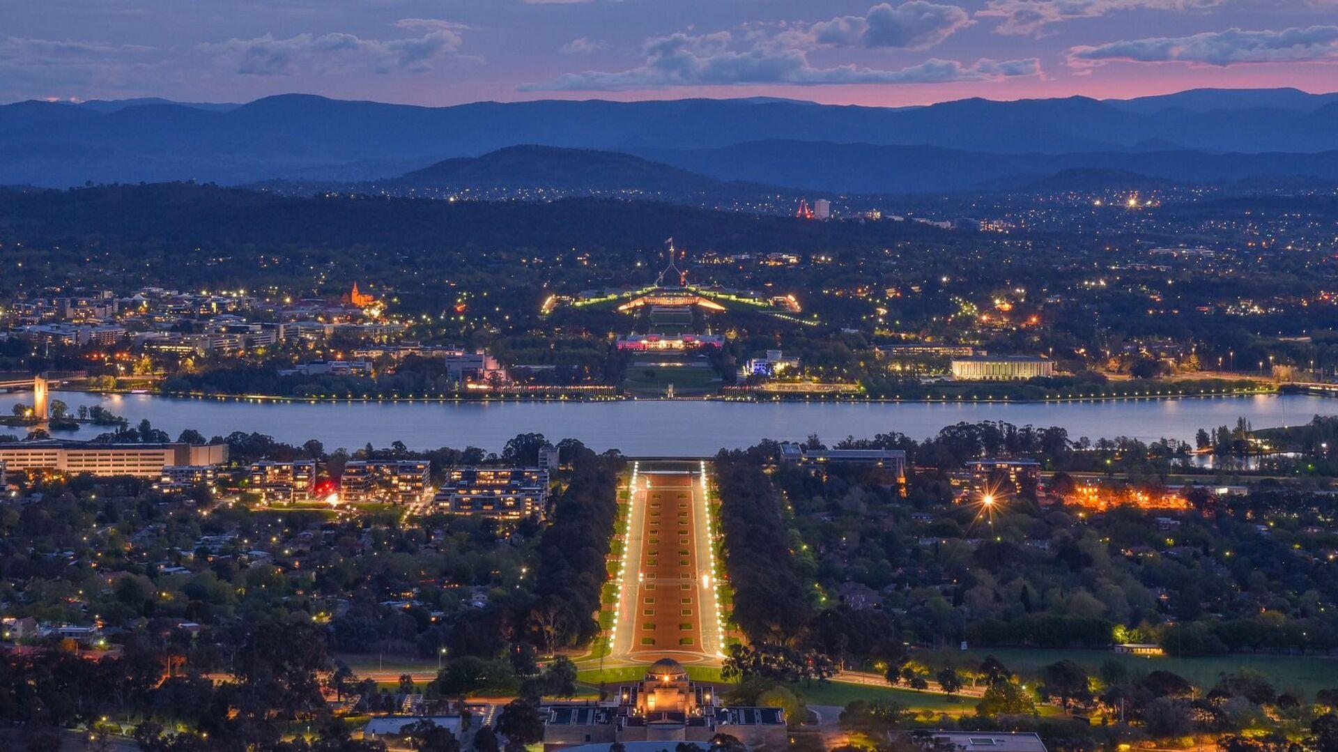 Canberra, Australie - Sputnik France, 1920, 19.09.2021