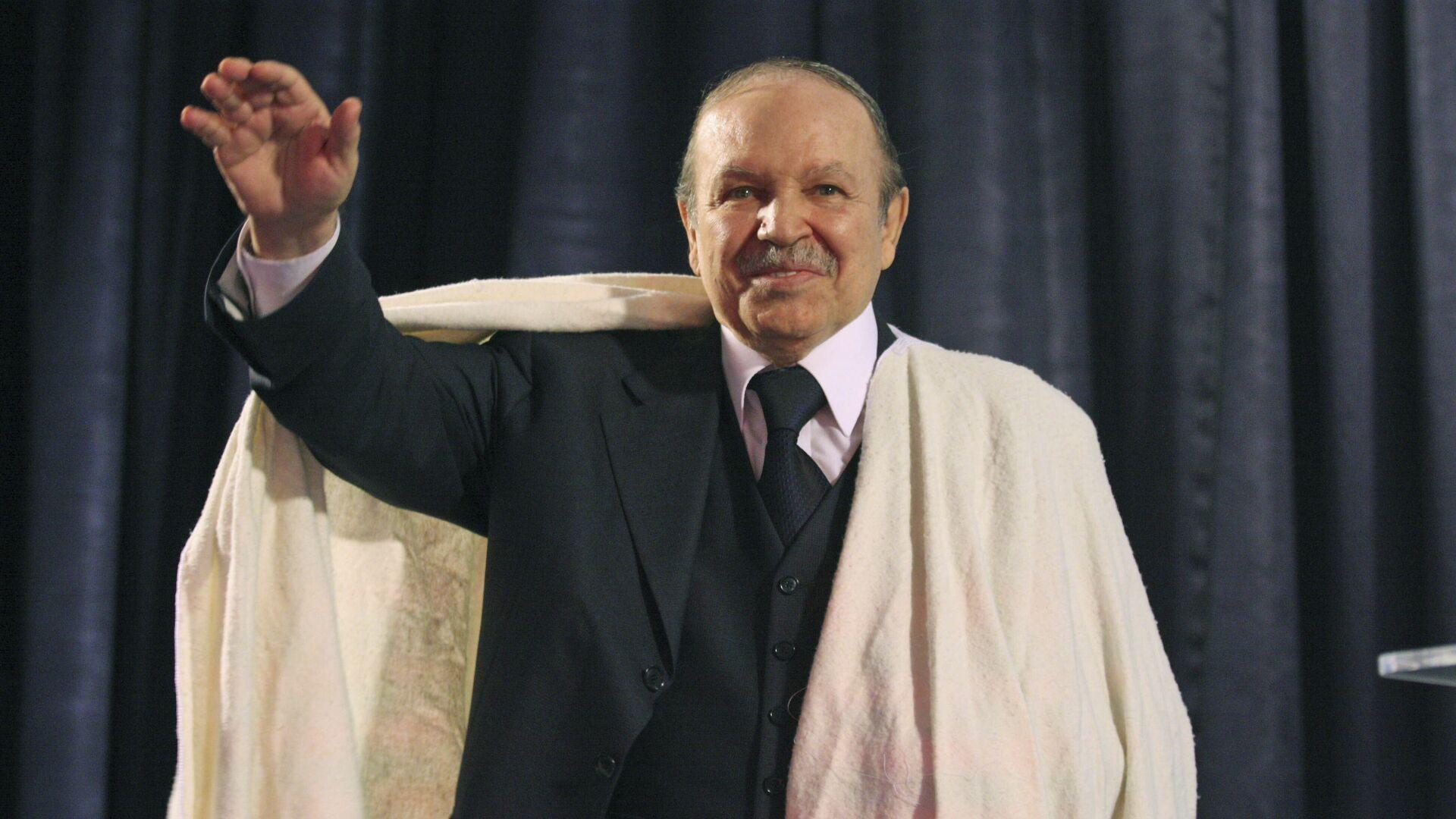 Abdelaziz Bouteflika en 2009 - Sputnik France, 1920, 20.09.2021