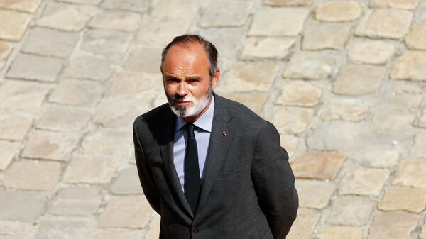 Edouard Philippe - Sputnik France