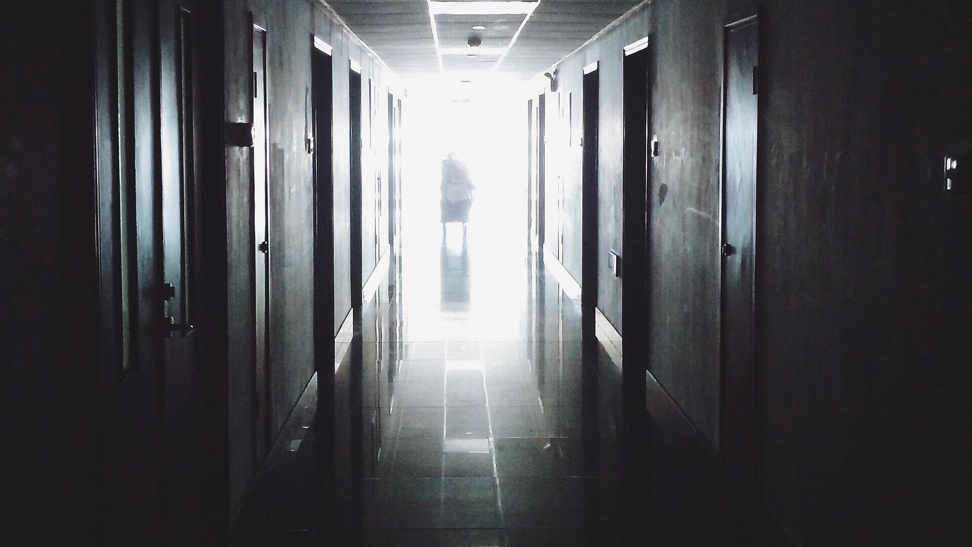 Dans un couloir d'un centre médical - Sputnik France, 1920, 25.09.2021