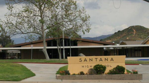 La Santana High School à Santee, Californie - Sputnik France